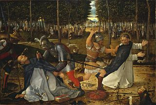 The Assassination of Saint Peter Martyr