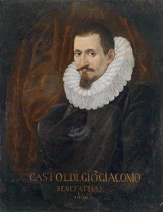 Giovanni Giacomo Gastoldi - Giovanni Giacomo Gastoldi (Northern Italian School of the early 17th century)