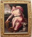 Girolamo macchietti (attr.), figura allegorica, ve 01.JPG