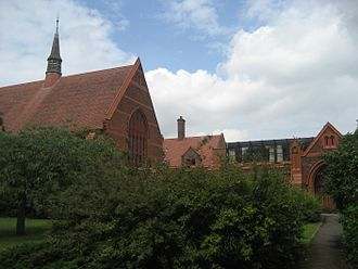 Girton College, Cambridge - Great Hall