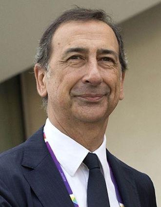 Mayor of Milan - Image: Giuseppe Sala
