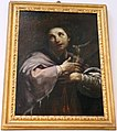Giuseppe maria crespi, san giovanni nepomuceno stringe il crocifisso, 1730 ca., da collegio dello spirito santo.jpg