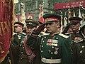 Gleb Baklanov Salute 1945 Moscow Victory Parade.jpg