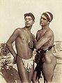 Gloeden, Wilhelm von (1856-1931) - n. 1348 - Napoli - Taschen p.51 e Pohlmann p. 140.jpg