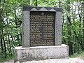 Golčaj - spomenik padlim borcem Radomeljske čete - IMG 3234.JPG