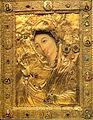 Golden Theotokos from Khobi, Georgia 12th century.jpg