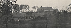 Scioto Country Club - Image: Golf Tournament at Scioto Country Club, 1918