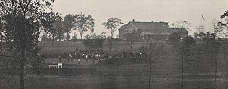 Scioto Country Club - Image: Golf Tournament at Scioto Country Club, 1918