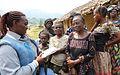 Goma, Territoire de Walikale, village de Ntoto - Une Mission conjointe d'évaluation s'est rendue au village de Ntoto le 20 août 2015 dernier, sous la direction du Commandant adjoint de la Force. (21087868731).jpg