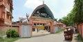 Goshala Entrance - Gurukul Road - ISKCON Campus - Mayapur - Nadia 2017-08-15 1943-1947.tif