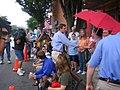 Gov. Warner at the Local 675 Covington Labor Day Parade (235245692).jpg