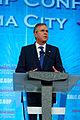 Governor of Florida Jeb Bush at Southern Republican Leadership Conference, Oklahoma City, OK May 2015 by Michael Vadon 128.jpg