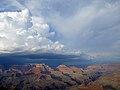 Grand Canyon National Park, Summer Thunderstorm Crossing Canyon. - Flickr - Grand Canyon NPS.jpg