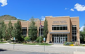 Grand County, Colorado - Image: Grand County Judicial Center