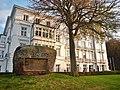 Grand Hotel Heiligendamm in Bad Doberan, Friedrich Franz I gründete hier Deutschlands erstes Seebad 1793 - panoramio.jpg