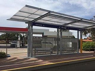 Grange railway line