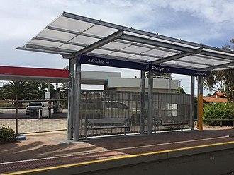 Grange railway line - Image: Grange railway station