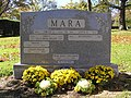 Grave of Wellington Mara in Gate of Heaven Cemetery.jpg