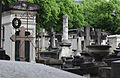 Graves on the cemetery of Montparnasse.jpg