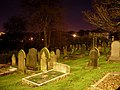 Gravestones in Elswick Cemetery - geograph.org.uk - 1121977.jpg