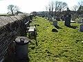 Graveyard, Tremail - geograph.org.uk - 731625.jpg