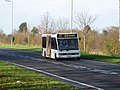 Grayline Coaches Optare Solo bus at Bicester, Oxfordshire.jpg