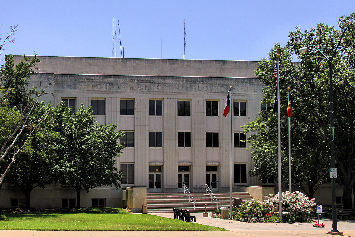 Grayson County, Texas - Wikipedia