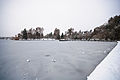 Green Lake swimming beach Winter 2008.jpg