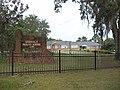 Greenville Primary School sign.JPG