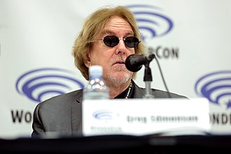 Greg Edmonson - Edmonson speaking at WonderCon in 2017