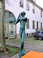 Grevesmuehlen Statue Am Markt 2013-12-02.JPG