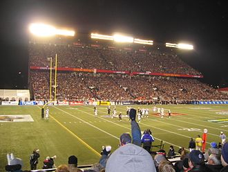 92nd Grey Cup - Frank Clair Stadium during the 92nd Grey Cup