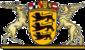 Grosses Landeswappen Baden-Württemberg