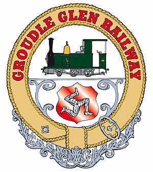 Groudle Glen Railway - Groudle Glen Railway Crest
