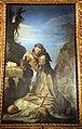 Guercino, san francesco che adora il crocifisso, 1645, 03.JPG