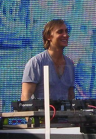 Looking 4 Myself - Usher hoped to initiate a collaboration with David Guetta (pictured)