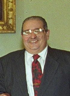 Guillermo Endara President of Panama