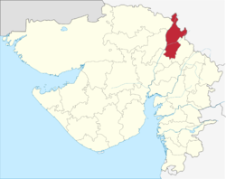 Gujarat Sabarkantha district.png