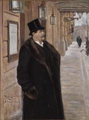 Gustav Fredrikson, 1832-1921