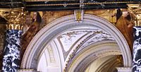 Gustav Klimt - Roemisches und Venezianisches Quattrocento - Kunsthistorisches Museum Wien.jpg