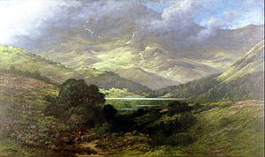 Gustave Doré - Image: Gustave Doré Scottish Highlands Google Art Project