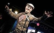 Gustavo Cordera, cantante nacido el 15 de septiembre de 1961.