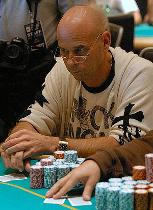Guy Laliberté - Laliberté at the $25,000 World Poker Tour No Limit Hold'em Championship