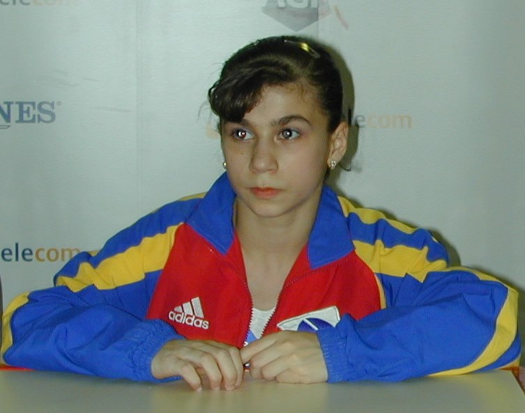 GymnastSilviaStroescu