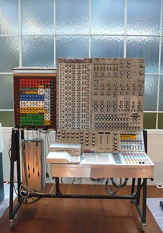 Technisches Museum Wien - Image: Hönig Synthesizer