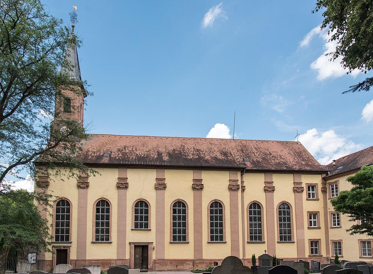 File:Hösbach, Kloster Schmerlenbach, Wallfahrtskirche
