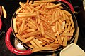 HK 旺角 Mongkok 朗豪坊 Langham Place 香港康得思酒店 Cordis Hotel buffet food potato chips Feb 2017 IX1.jpg