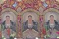 HK 西營盤 Sai Ying Pun 香港 中山紀念公園 Dr Sun Yat Sen Memorial Park 香港盂蘭勝會 Ghost Yu Lan Festival 神壇 Altar stage Sept 2017 IX1 03.jpg
