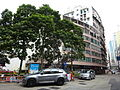 HK CWB Tin Hau morning Triumph Court Electric Road trees Sept-2015.JPG
