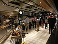 HK Central 花旗銀行大廈 Citibank Tower mall Simply Life Foodplace interior visitors May-2014 lunch time.JPG